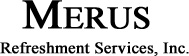 Merus Refreshment Services Logo